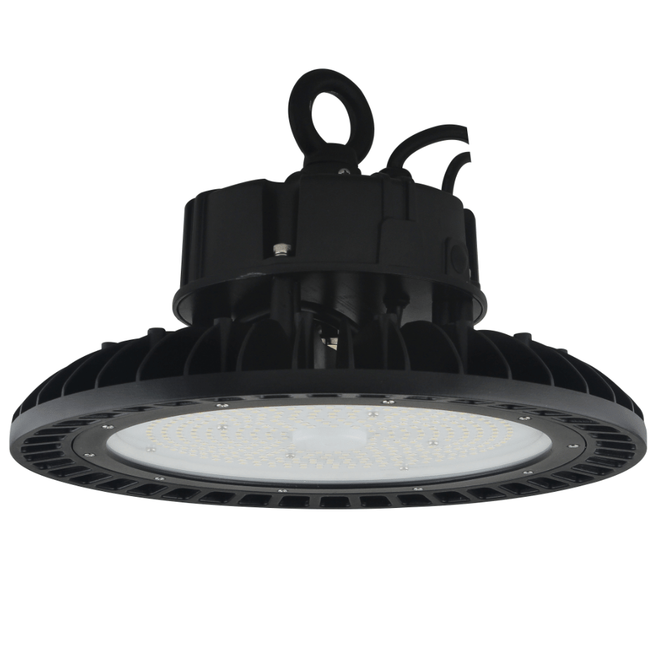 347V cUL DLC UFO LED high bay 100W 150W 200W 240W IP65 Waterproof Dimmable light