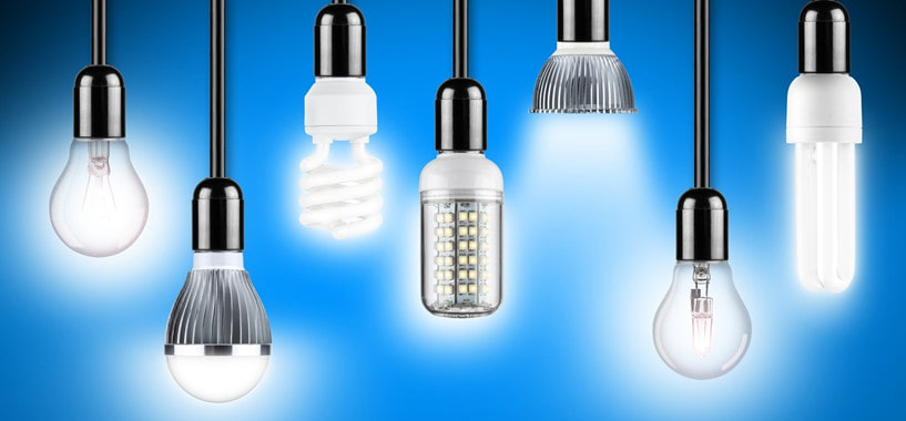 what is the equivalent wattage for led bulbs