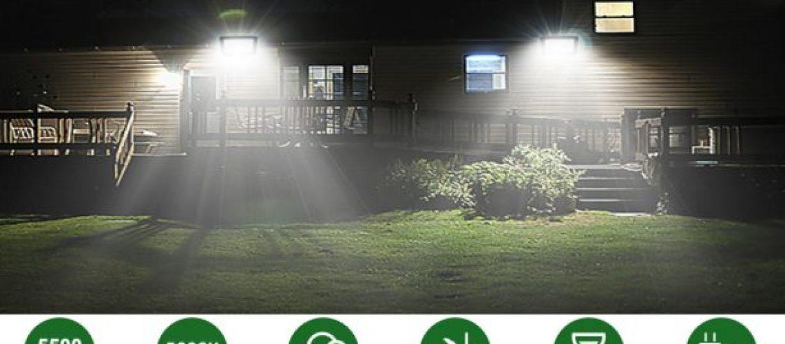 50w flood led light